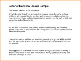 Fundraising Letter Sles For Donations 6 Charitable Donation Letter Template Adjustment Letter