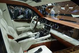 new bentley truck interior bentley admits that it u0027s planning a redesign for the exp 9 f suv