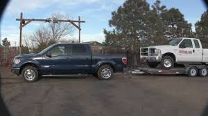 ford f150 ecoboost towing review ford f150 ecoboost review on mrtruck com