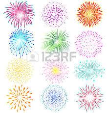 fuochi d artificio clipart fuochi d artificio nel cielo notturno clipart royalty free