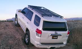 Ford F250 Truck Roof Rack - bajarack utility roof rack for 2010 2016 toyota 4runner at ok4wd