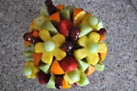 fresh fruit bouquets fruit bouquets delish deliveries