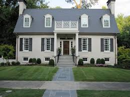 best 25 painted brick houses ideas on pinterest brick exterior