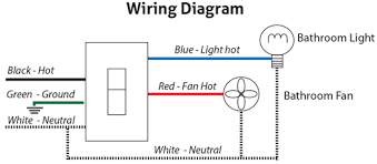 light fan heat switch bathroom fan light rocker switch wiring diagram wiring diagram