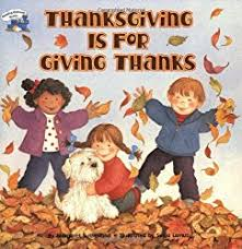 books about thanksgiving for pre k prekinders