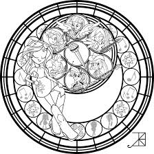 sg rainbow rocks coloring page by akili amethyst on deviantart