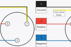 xlr wire diagram u0026 876760 ta4f mini xlr 3 5mm adapter on 3 5mm