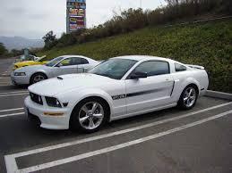 07 mustang gt cs 2007 gtcs mustang pony express car