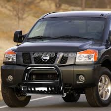 nissan armada for sale qatar matte black bull bar grille guard yellow fog light for 04 15