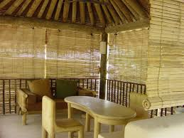 bamboo shades for patio or sliding glass door holoduke com