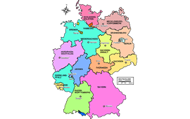 map of regions of germany germany silhouette regions map picpng