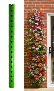 Vertical Flower Bed - how to make your own vertical planter spring is finally here i