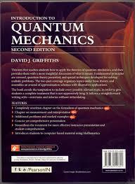 introduction to quantum mechanics 2nd edition david j griffiths