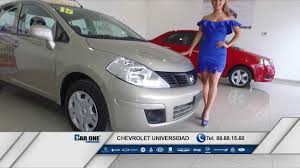 nissan tiida 2015 sedan nissan tiida 2015 157 000 autos usados car one seminuevos youtube
