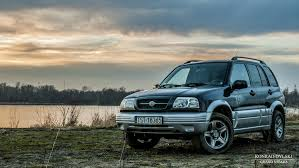 Excepcional 1999 - Suzuki Grand Vitara 2.5 V6 by DarthDarnok on DeviantArt @TJ18