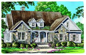 plan of the week small ranch large bungalow houseplansblog