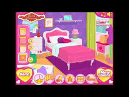 Baby Boy Room Makeover Games by Barbie House Makeover Game Youtube