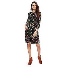 herring maternity 3 4 sleeves skater dresses dresses women debenhams