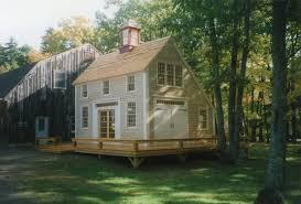 tucker cottage meadow saltbox saltbox barn
