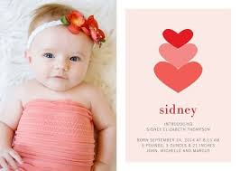 baby girl announcements 46 best baby baby girl announcements images on baby