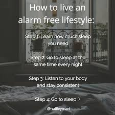 4 steps to eliminate your alarm and still wake up on time