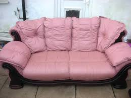 Leather Sofas For Sale On Ebay Leather Sofa Pink Leather Sofa Vico Magistretti For Cassina