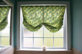 Bathroom Window Blinds Ideas by Bathroom Window Curtains Style Inspiration Home Designs