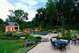 backyard architecture backyard retreat transitional landscape dc metro by