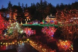 10 gardens that glitter with holiday lights garden destinations