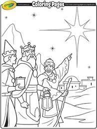 free printable christmas coloring pages religious kids