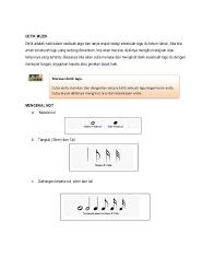 detik musik unit 1 asas teori muzik