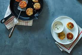 thanksgiving leftover potato fritters recipe on food52