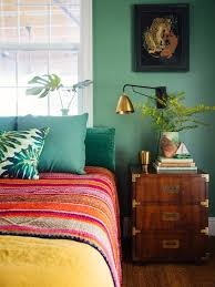 Bedroom Walls With Two Colors Two Colour Combination For Bedroom Walls Color Palette Room