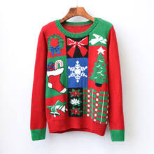 online get cheap ugly christmas sweaters for women aliexpress com