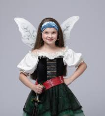 2015 latest design girls fairy butterfly dress for halloween party