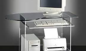 meuble pour ordinateur portable et meuble pour ordinateur portable et imprimante beautiful bureau
