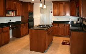 cherry kitchen ideas how to stain finished cabinets high gloss finish cherry wood