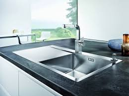 Contemporary Kitchen Perfect Modern Kitchen Sinks For Elegant - Sink kitchen stainless steel