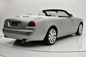 rolls royce white convertible 2017 rolls royce dawn