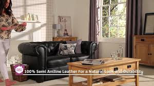 History Of Chesterfield Sofa heart of house chesterfield sofa youtube