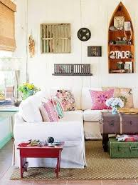 Best Casa Vintage Images On Pinterest Vintage Decor - Cute living room decor