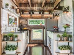 House Kitchen Appliances - 19 stunning tiny house kitchen design ideas tsp home decor