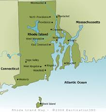 map usa rhode island rhode island map rhode island state map