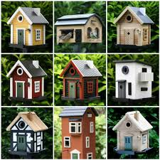 scandinavian birdhouses birdhouse bird houses and
