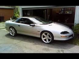 1996 camaro rims chrome iroc rims on 4th camaro z28