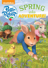 rabbit dvds rabbit videography nickelodeon fandom powered by wikia