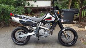 dr650 supermoto motorcycles for sale