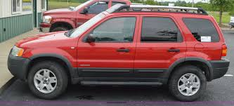 Ford Escape Suv - 2002 ford escape xlt suv item g3592 sold july 1 vehicle