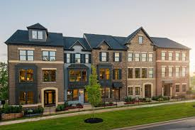 parkside u0027s executive townhomes in hanover md new homes u0026 floor