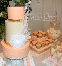 5 tips design ideas for making a three tiered wedding cake